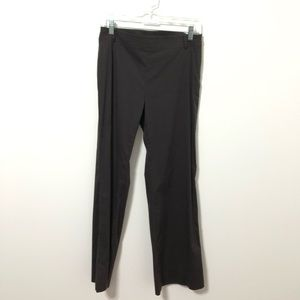 MaxMara Weekend Brown flare trousers size 4